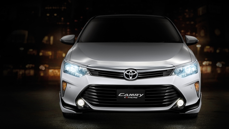 Toyota Camry Extremo