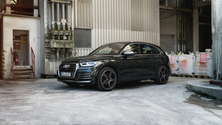 Audi SQ5 by ABT Sportsline
