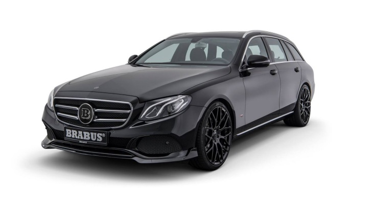 Универсал Mercedes-Benz E-Class Estate by Brabus