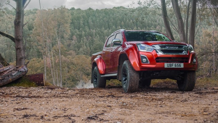 Пикап Arctic Trucks Isuzu D-Max AT35 Double Cab '2017
