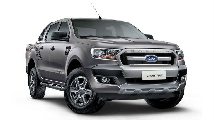 Ford Ranger Sportrac