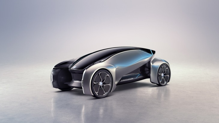 Концепт Jaguar Future-Type Concept