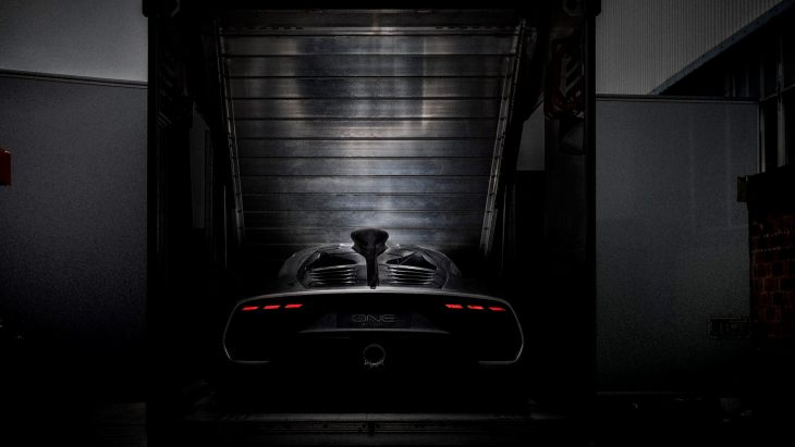 Гиперкар Mercedes-AMG Project One