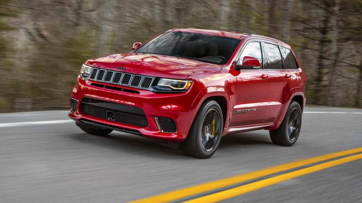Jeep Grand Cherokee Trackhawk HPE1000 by Hennessey Performance