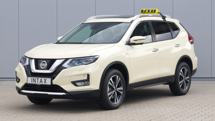 Nissan X-Trail Taxi by INTAX