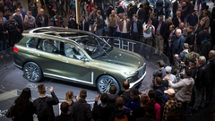 Концепт BMW Concept X7 iPerformance