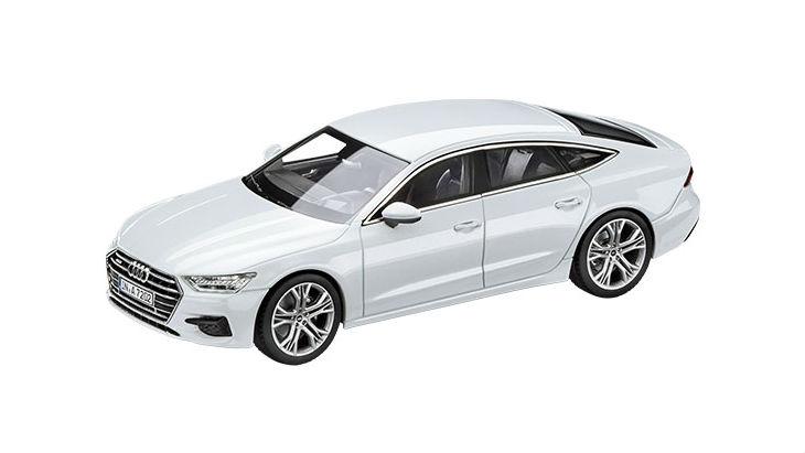 Масштабируемая модель Audi A7 Sportback нового поколения