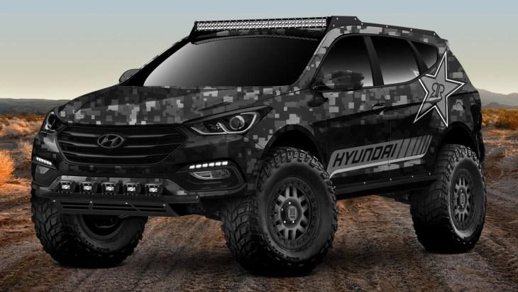 Экстремальный внедорожник Rockstar Energy Moab Extreme Concept
