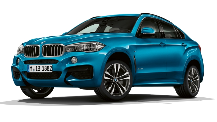 BMW X6 xDrive50i Sport Edition
