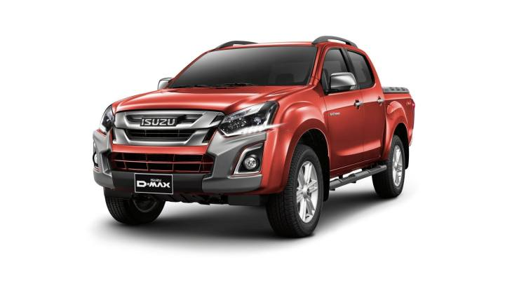 Isuzu D-Max V-Cross Limited Edition