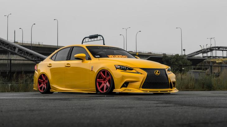 Lexus IS by Eastside Motoring