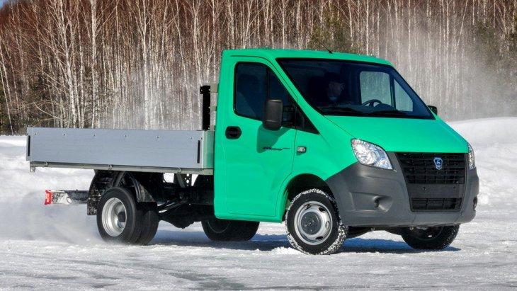 Бортовой грузовик «ГАЗель Next»