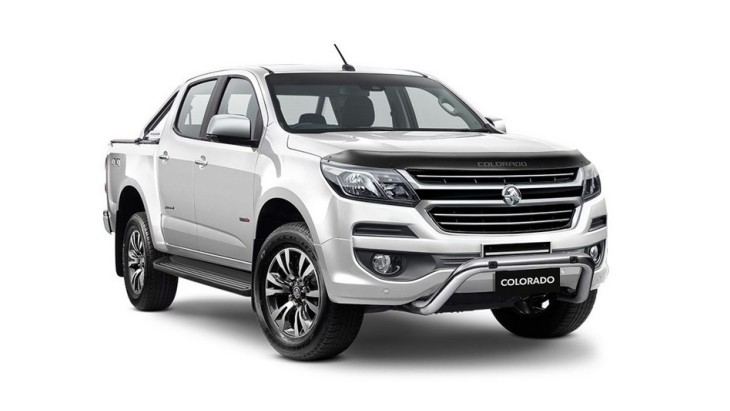Пикап Holden Colorado Storm