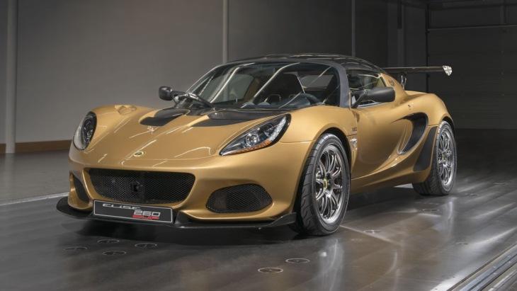 Купе Lotus Elise Cup 260