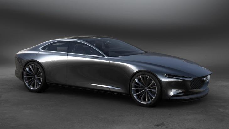 Концепт Mazda Vision Coupe Concept