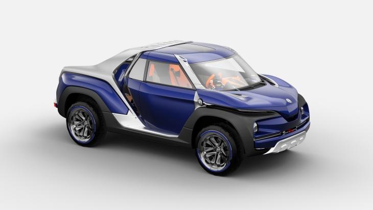 Концепт Yamaha Cross Hub Concept