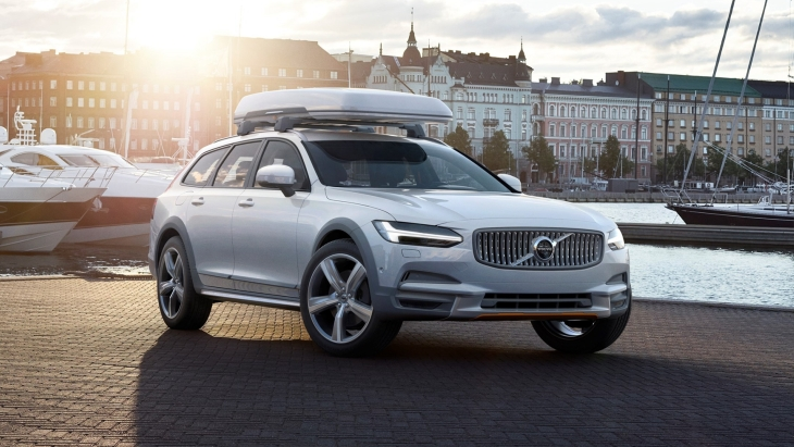 Универсал Volvo V90 Cross Country «Volvo Ocean Race»