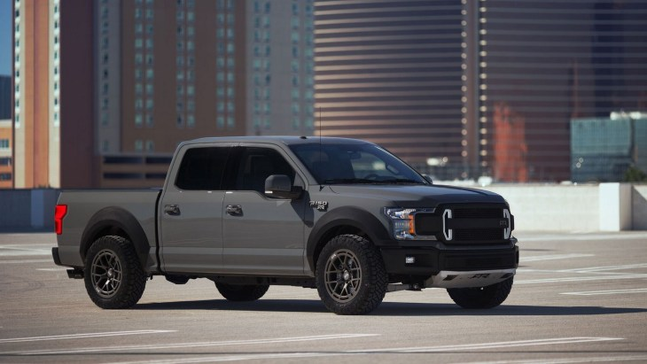 Пикап Ford F-150 RTR Muscle Truck Concept