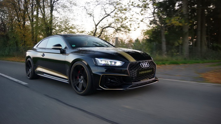 500-сильное купе Audi RS5 Coupe by Manhart