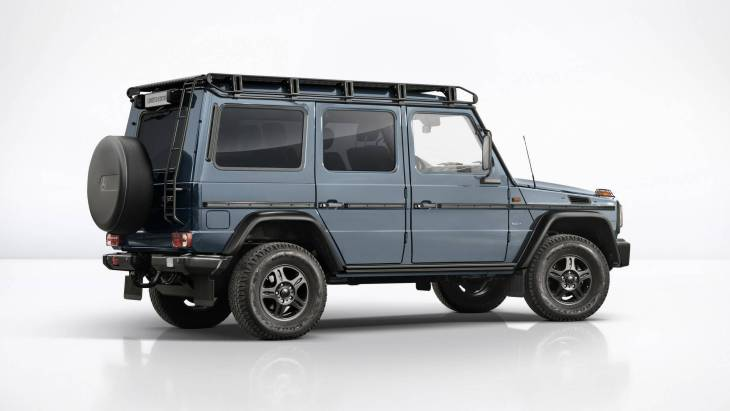 Внедорожник Mercedes-Benz G350d Professional Limited Edition