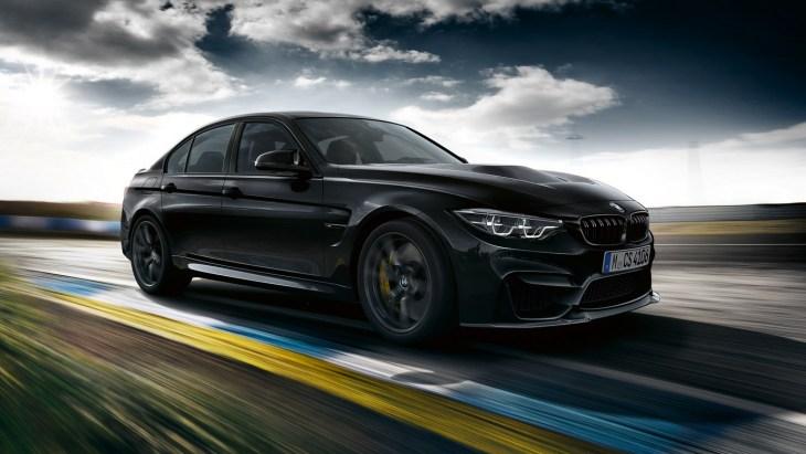 Седан BMW M3 CS