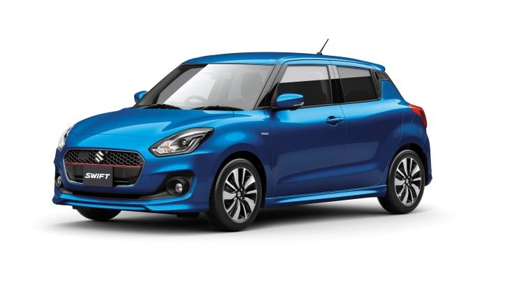 Suzuki Swift Hybrid RS