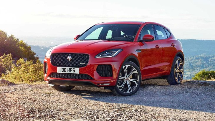 Кроссовер Jaguar E-Pace R-Dynamic First Edition