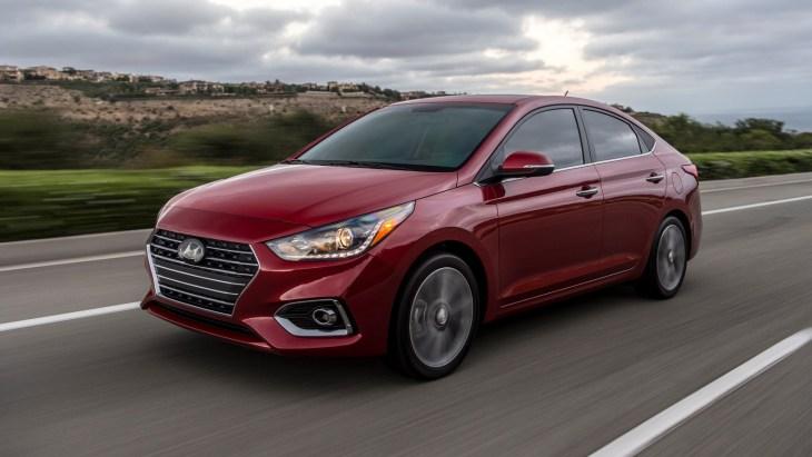 Hyundai озвучил цены седана Accent нового поколения - новости - LiveCars.Ru