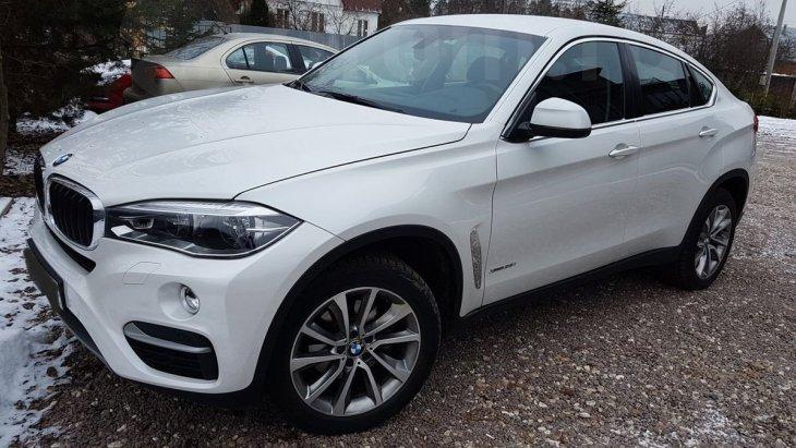 Олимпийский BMW X6