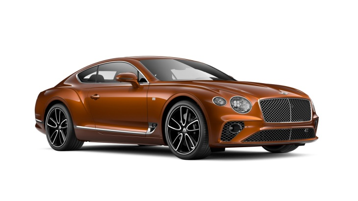 Купе Bentley Continental GT First Edition