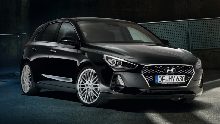 Hyundai i30 Sport Accessories