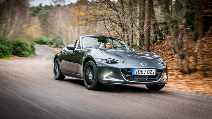 Родстер Mazda MX-5 Z-Sport Limited Edition