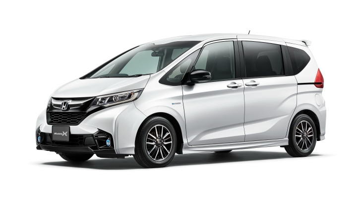 Honda Freed Modulo X