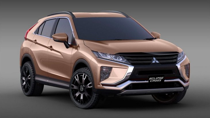 Кроссовер Mitsubishi Eclipse Cross Field Athlete