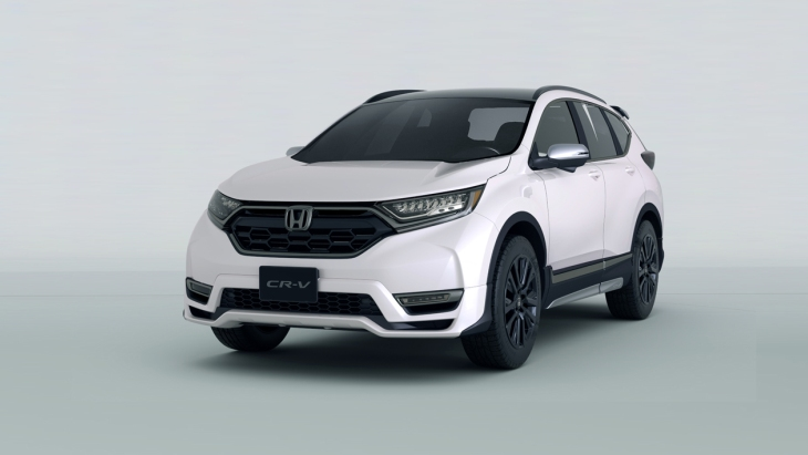 Honda CR-V Custom Concept