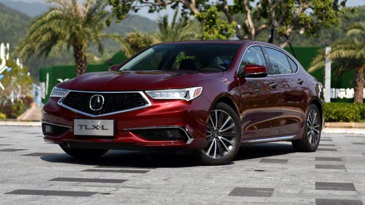Седан Acura TLX-L