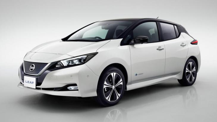Nissan Leaf нового поколения