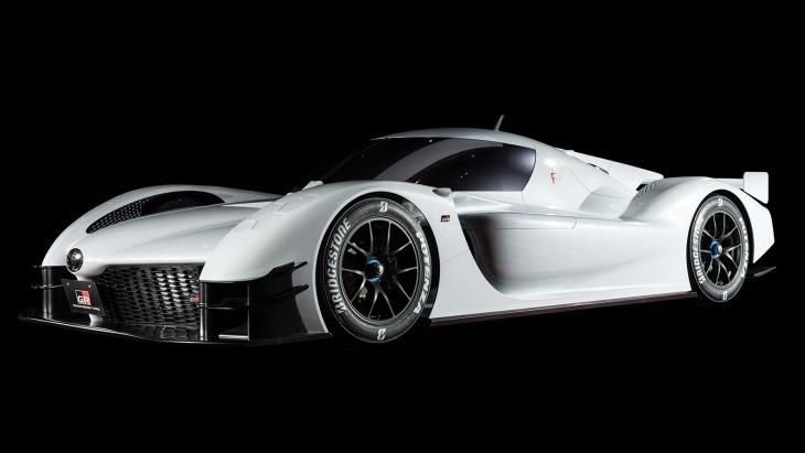 Концепт Toyota GR Super Sport Concept