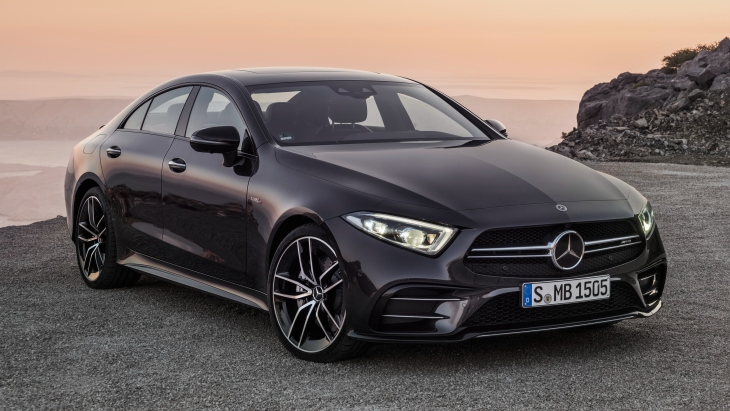 Mercedes-AMG CLS53 4Matic+