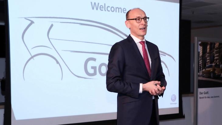 Саммит поставщиков «Volkswagen Golf 8 Supplier Summit»