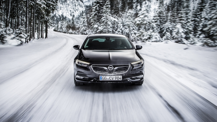 Opel Insignia Grand Sport Turbo 4×4