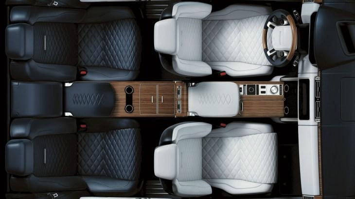 Официальный тизер внедорожника Range Rover SV Coupe