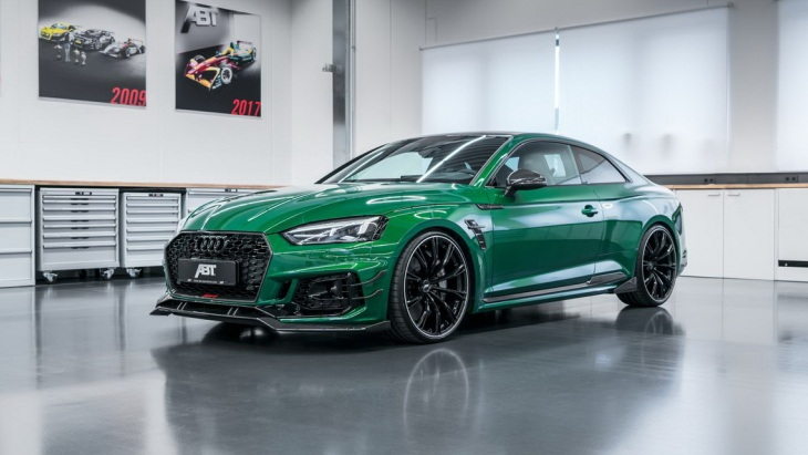 530-сильное купе Audi RS5-R by ABT Sportsline