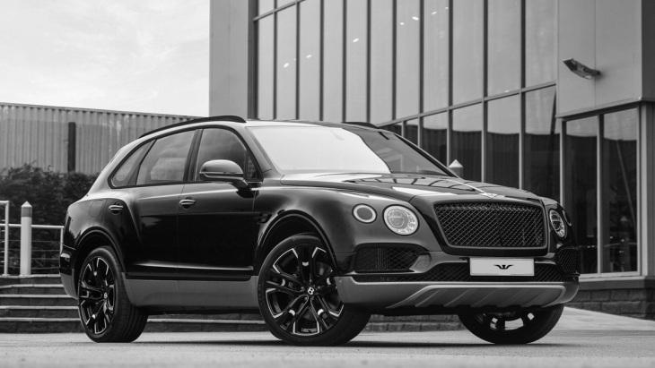 710-сильный внедорожник Bentley Bentayga by Wheelsandmore