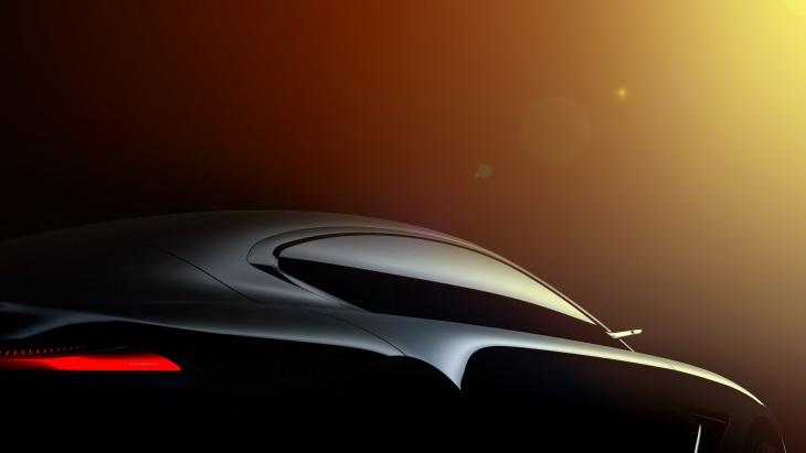 Тизер концепта Pininfarina HK GT Concept