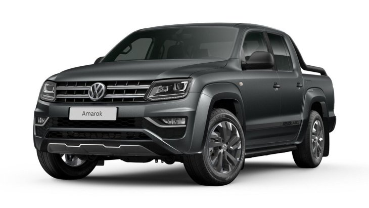 Пикап Volkswagen Amarok Dark Label