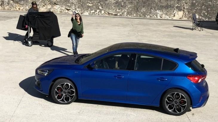 Ford Focus четвёртого поколения