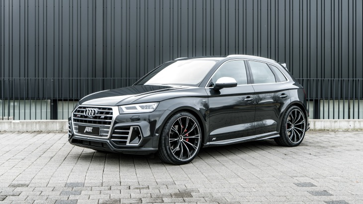 425-сильный Audi SQ5 by ABT Sportsline