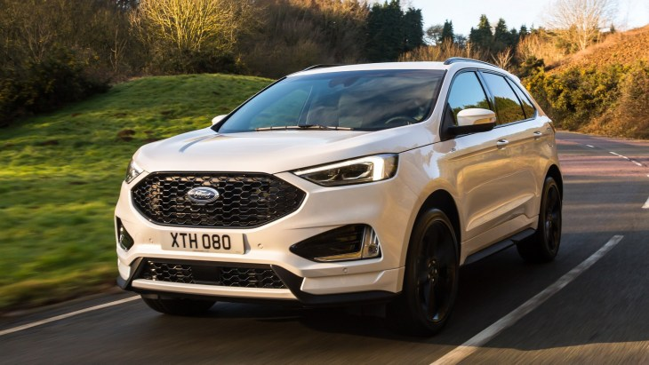 Кроссовер Ford Edge ST-Line 2019 модельного года