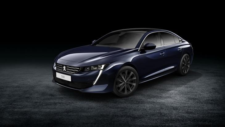 Peugeot 508 нового поколения